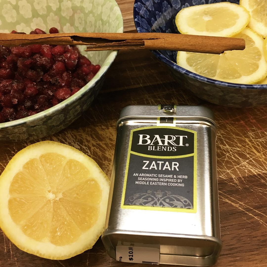 Prepping ingredients (©Deborah Clague)