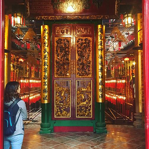 Man Mo Temple (©Deborah Clague, 2018).