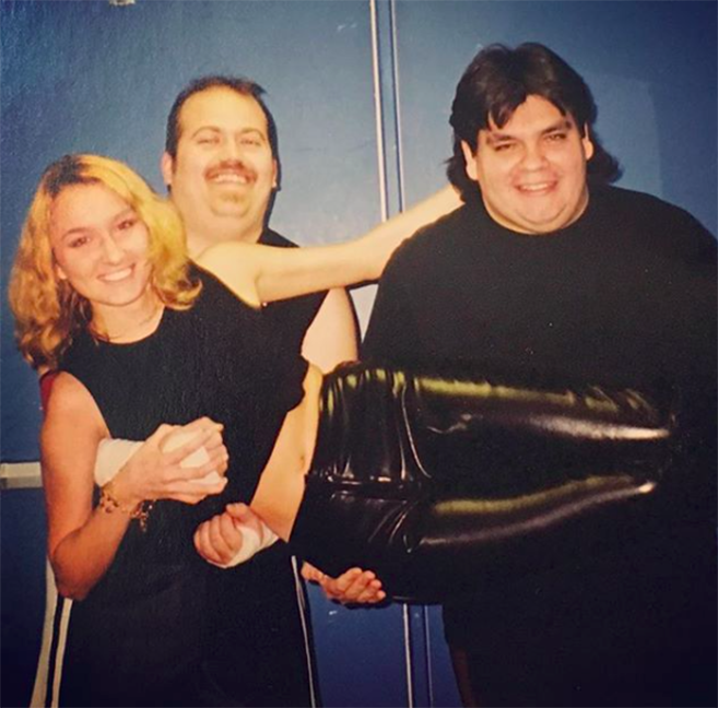 Top Rope Championship Wrestling, circa 2000 (©Deborah Clague)