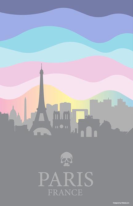 Paris (Day) ©Deborah Clague