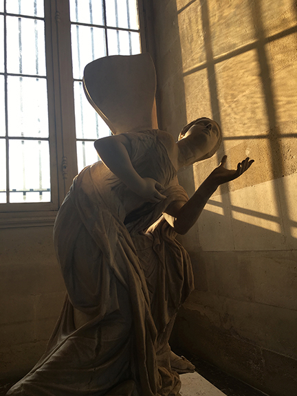 The Louvre, Paris (©Deborah Clague, 2019).