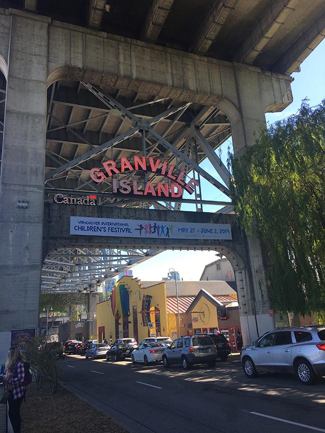 Granville Island Public Market, Vancouver (©Deborah Clague, 2019).