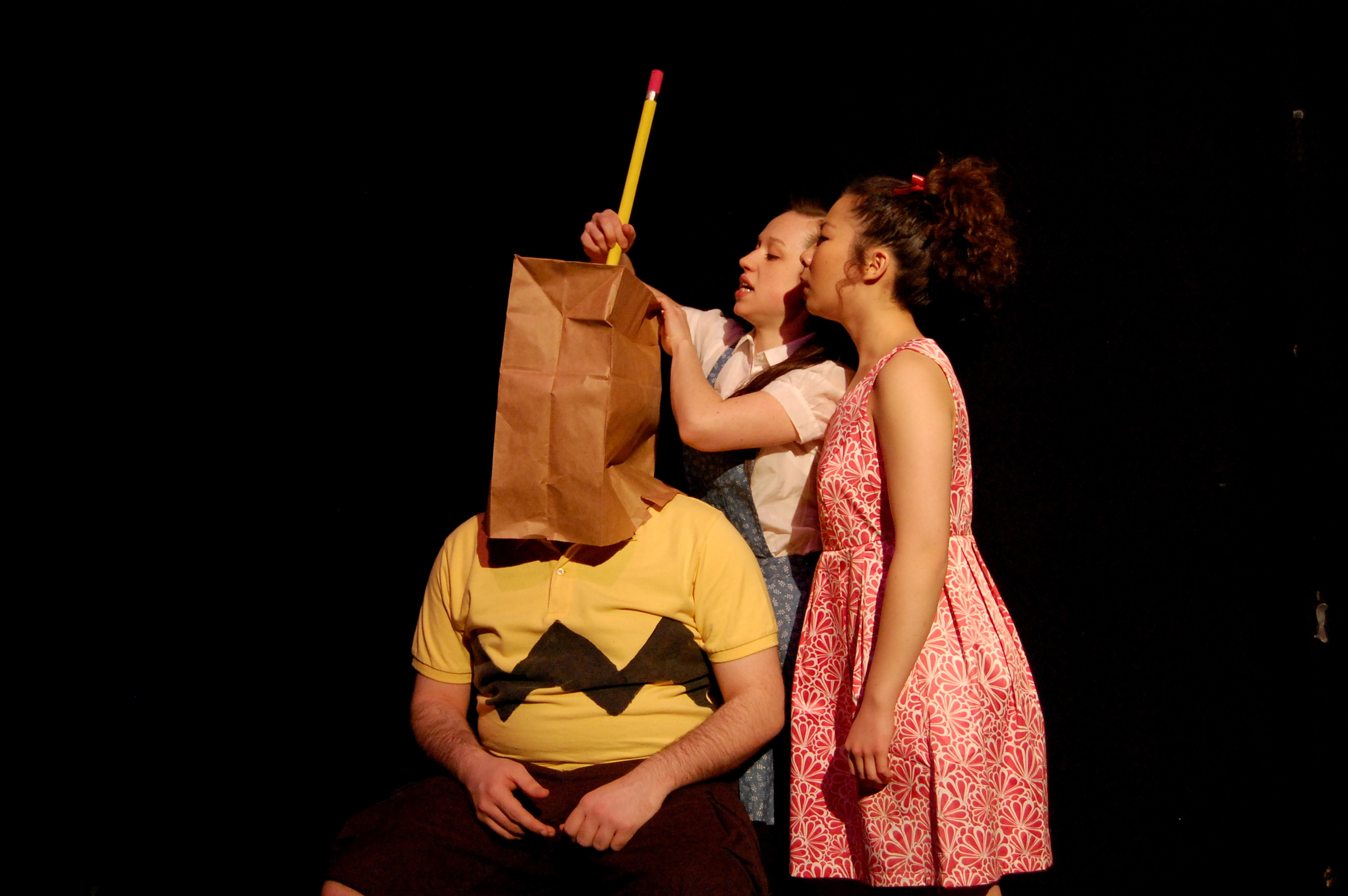 You're A Good Man Charlie Brown. Directed by Carolyn Miller.  The Boston Conservatory.