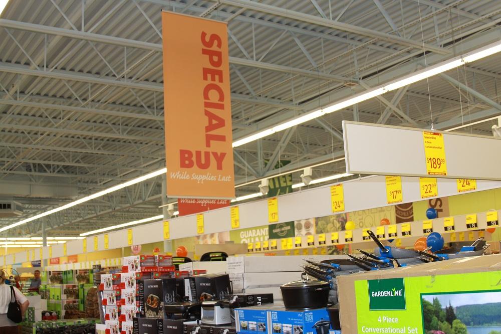 Aldi Special Buys Area