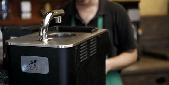 Clover System (Image from Starbucks)