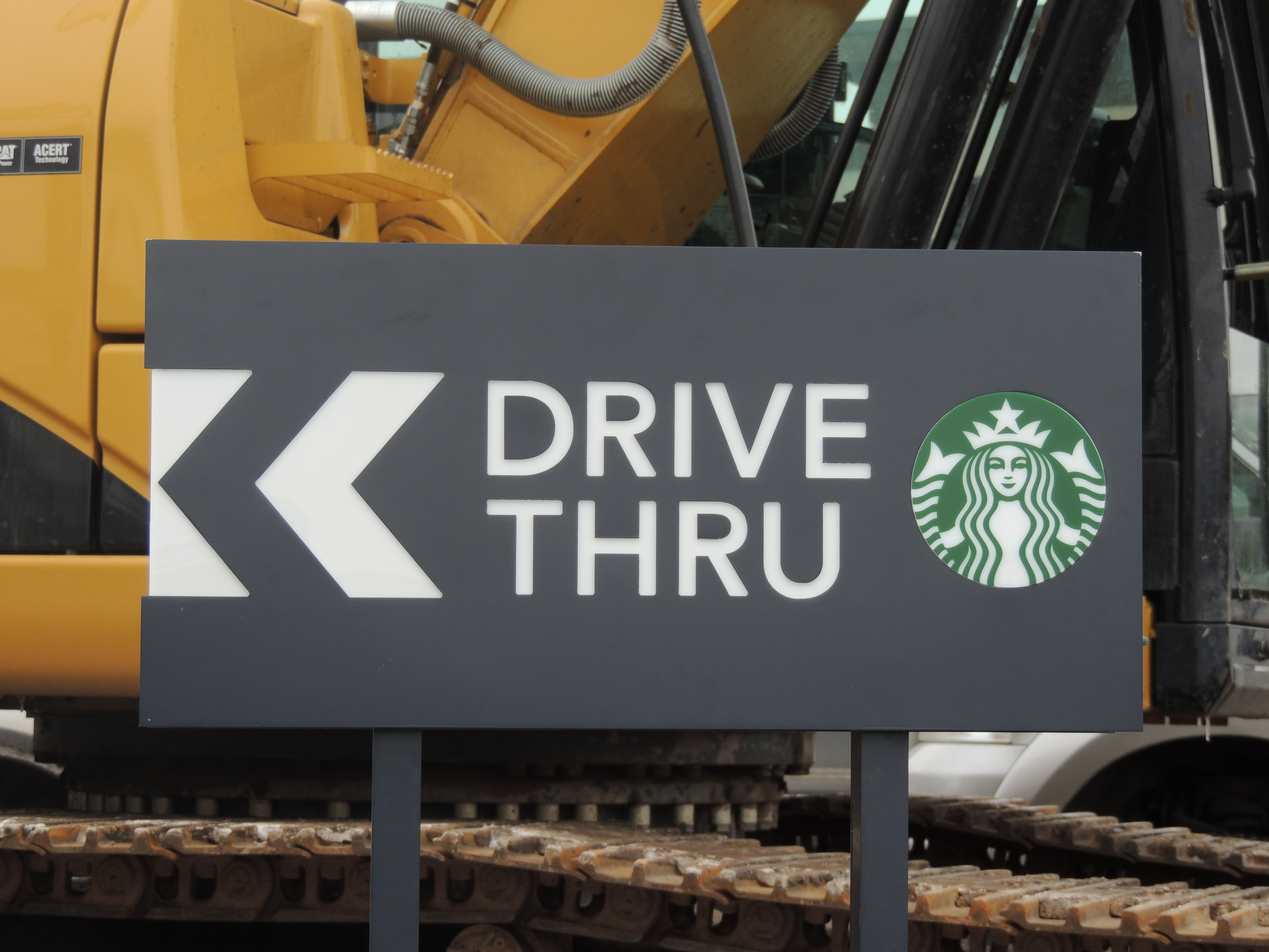 This will be the first Starbucks location in the Duluth area to feature a Drive Thru.