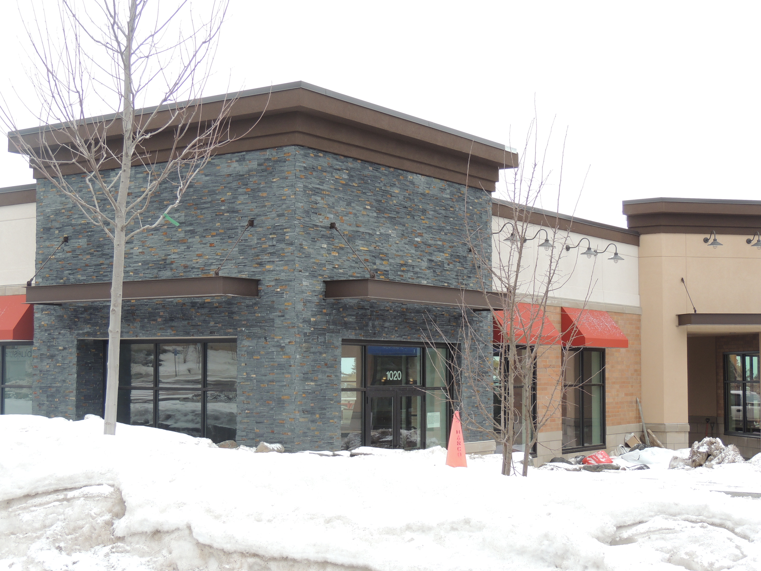 Qdoba's new location will also feature patio dining space.