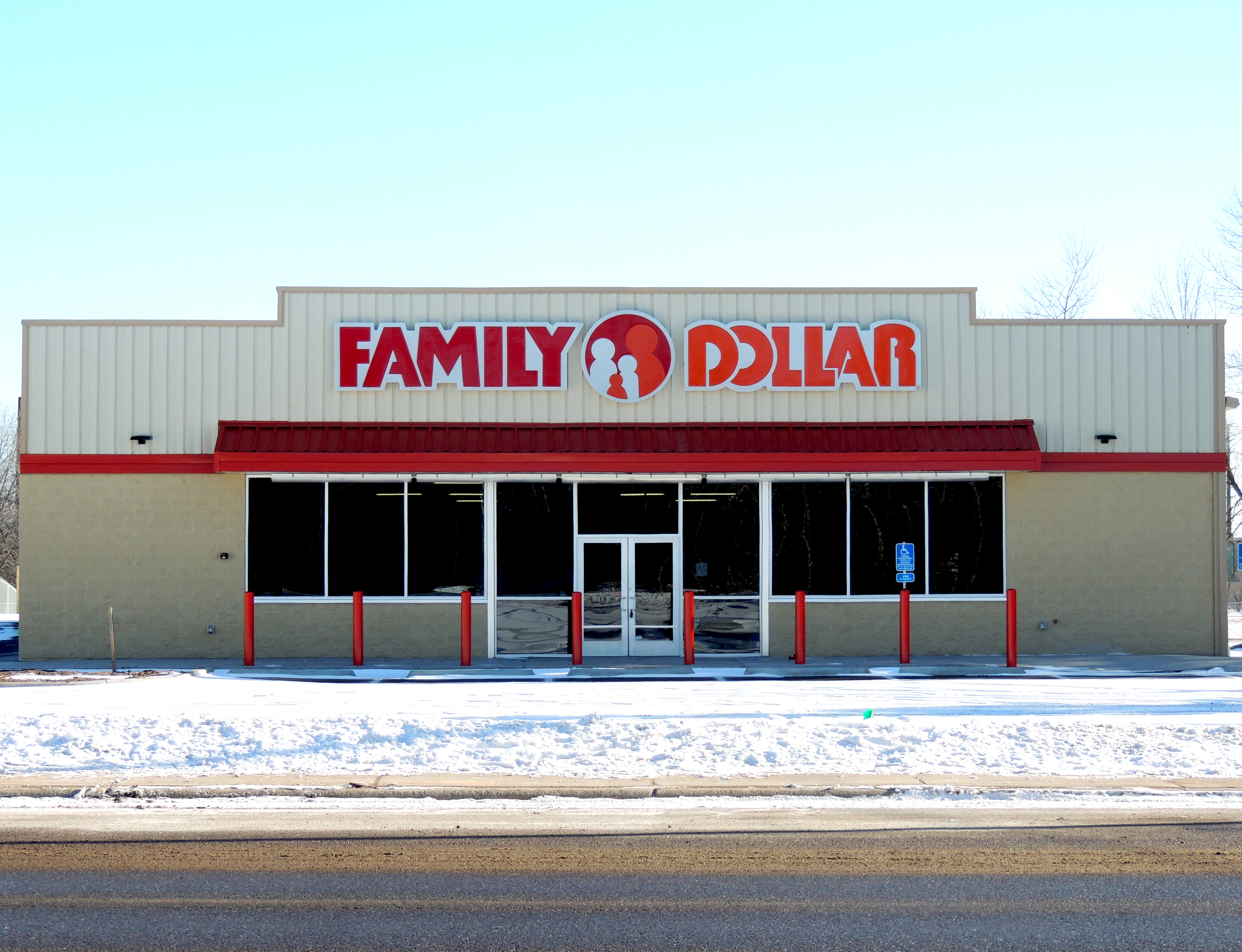 The new Family Dollar store at 602 Commonwealth Avenue in Duluth