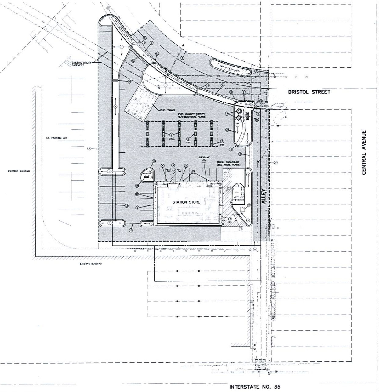 Proposed Kwik Trip location  |    Duluth Planning Commission