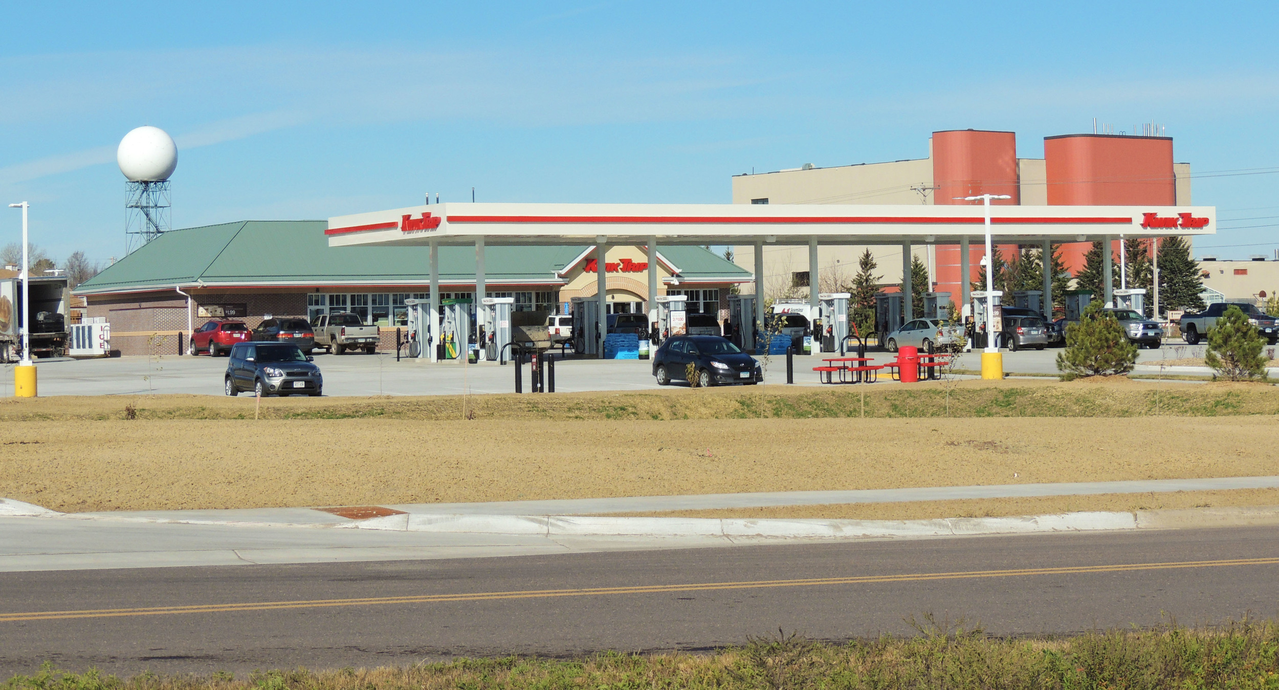 Kwik Trip located at Highway 53 and Sugar Maple Drive in Hermantown  |    CDINDULUTH