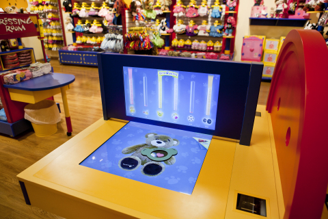Name Me station  | Build-A-Bear Workshop ®
