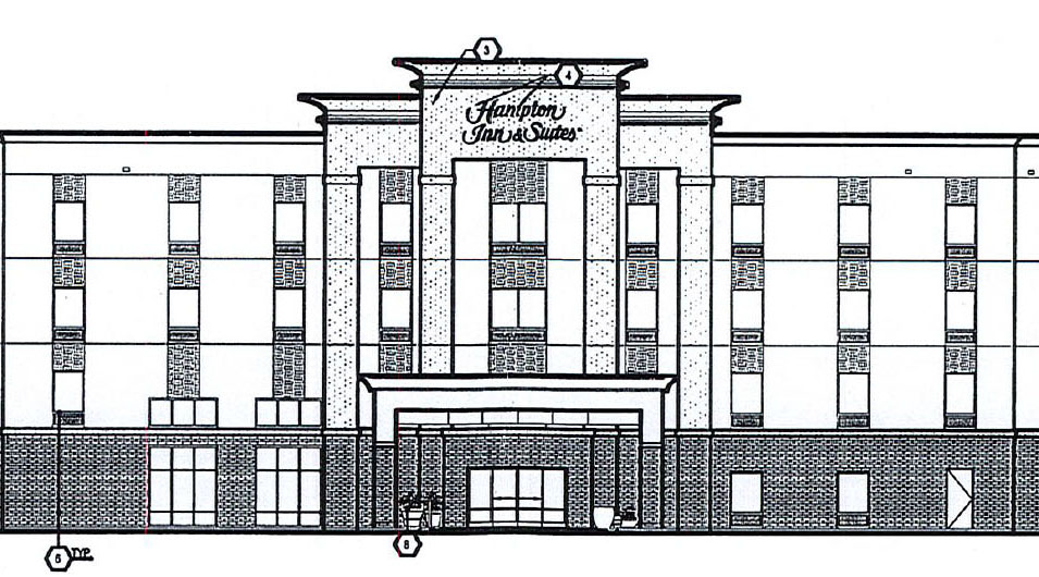 HAMPTON INN AND SUITES                                                                       HOSPITALITY   MALL DRIVE   DULUTH                                                                  PLANNED COMPLETION:  FALL 2016