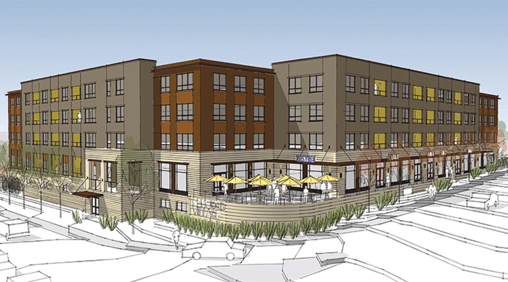 KENWOOD VILLAGE                                                                             COMMERCIAL / RESIDENTIAL   ARROWHEAD ROAD   DULUTH                                               PLANNED COMPLETION: SUMMER 2017
