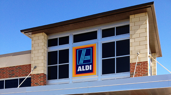 ALDI                                                                             COMMERCIAL   MALL DRIVE   DULUTH                            CONSTRUCTION START:  SPRING 2016