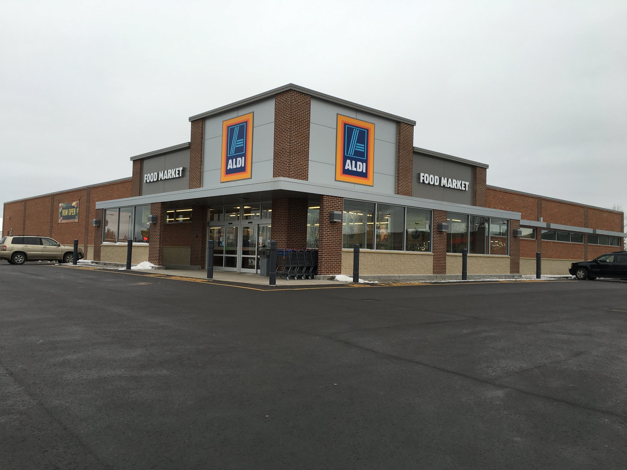 Aldi in Superior, WI  |  CDINDULUTH
