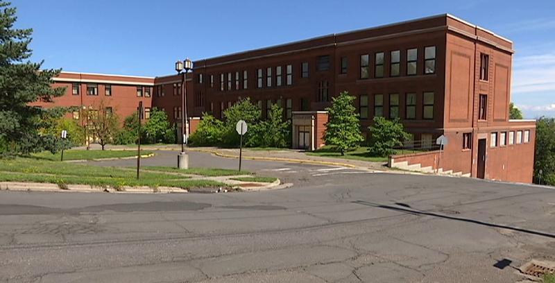The former Nettleton Elementary School |  WDIO
