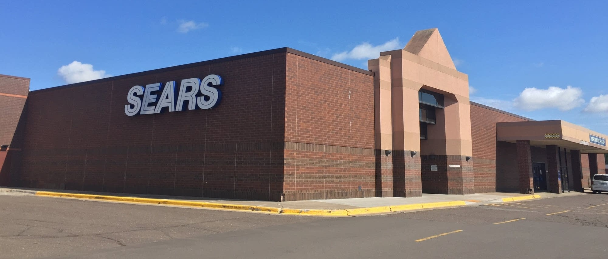 Sears at the Miller Mall Mall |  MPR News