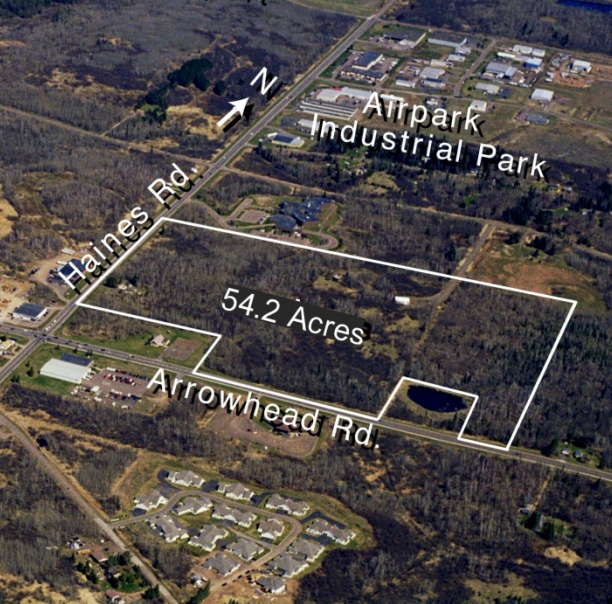 4699 W Arrowhead Road  (Holappa Commercial Real Estate)
