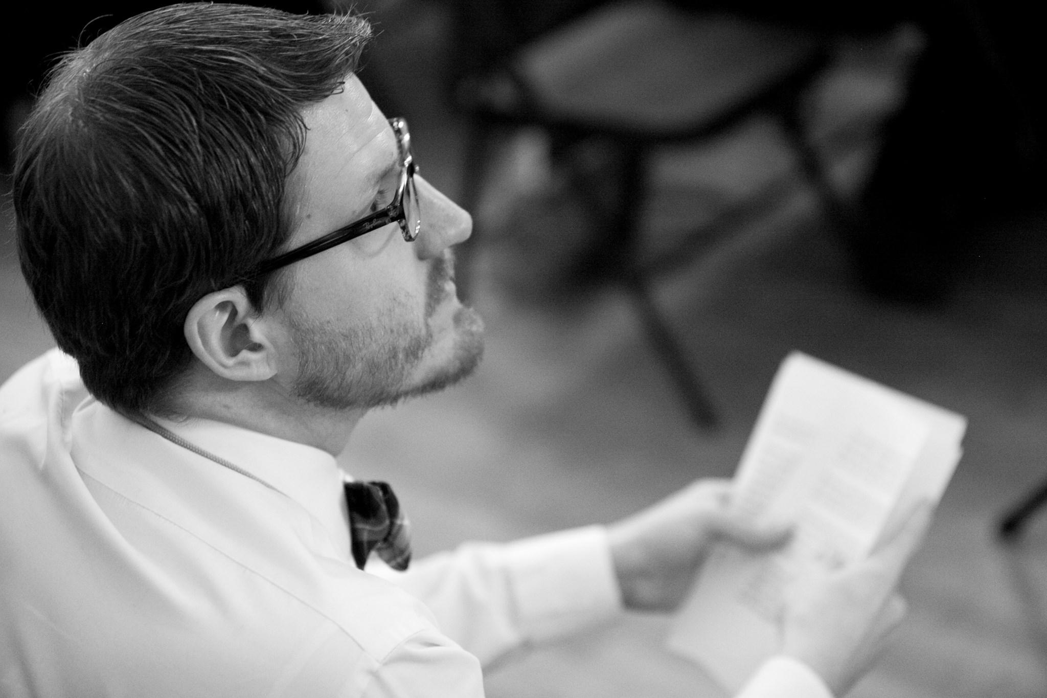 Aaron engler, Lead Pastor