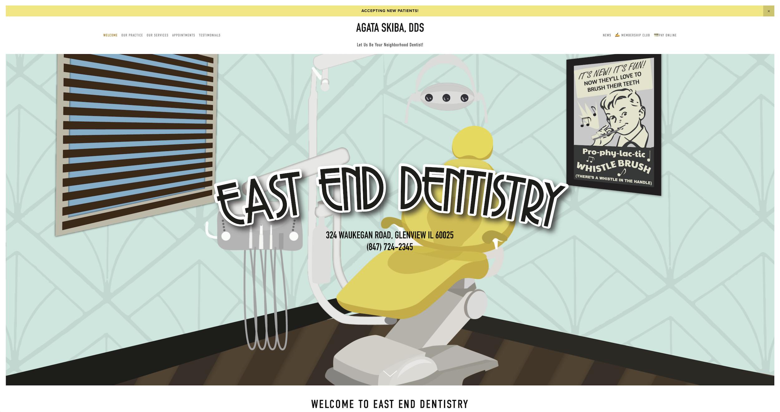 East End Dentistry Agata Skiba DDS.png