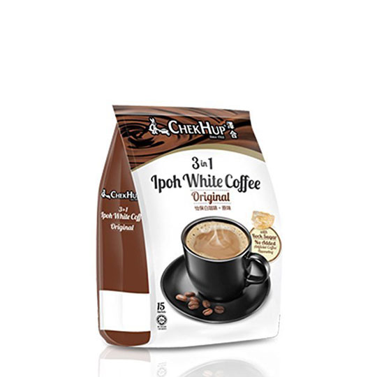 Chek Hup 3 in 1 Ipoh White Coffee -