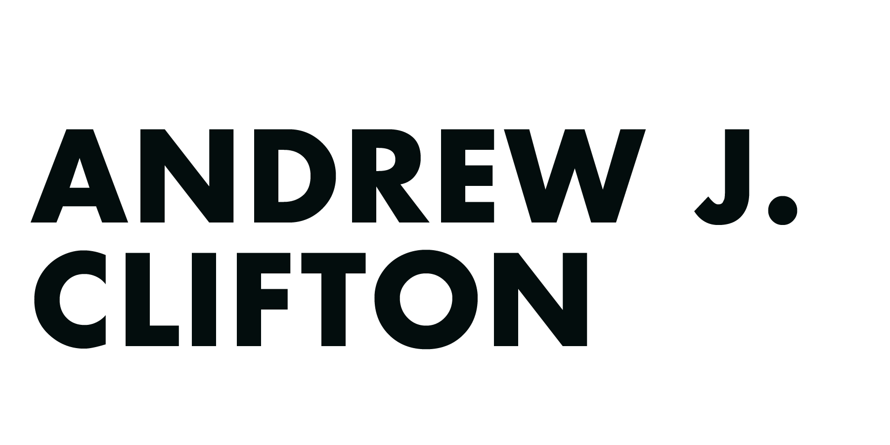 andrew j clifton