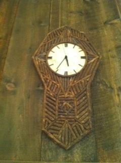 Apache Clock