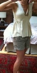 DIY dress to shirt