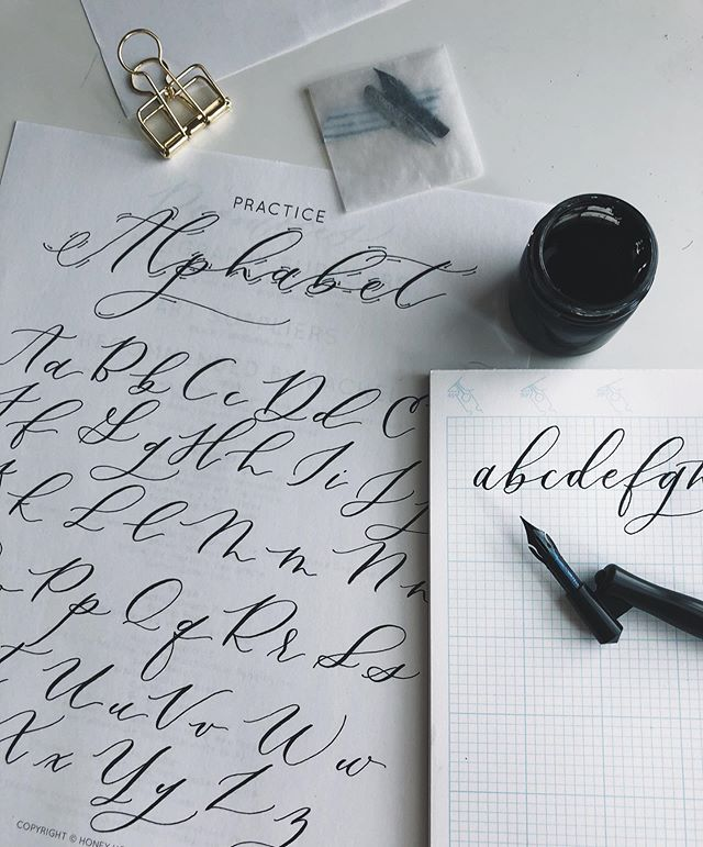 ✨NASHVILLE WORKSHOPS ✨  Come join me on June 8 for modern calligraphy and/or brush lettering at @paperandinkarts Registration info and details in my profile link!