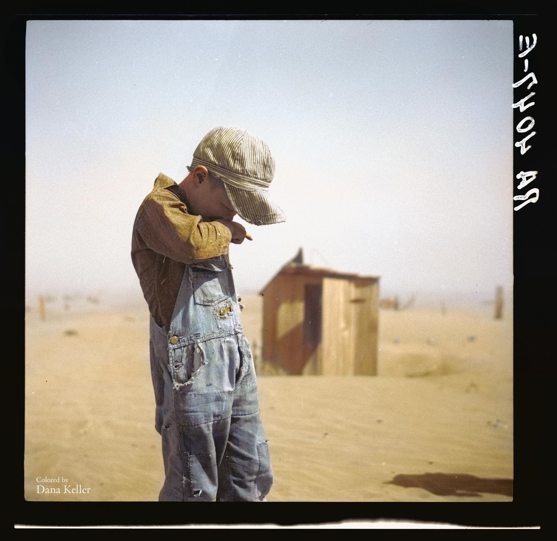 Dust Bowl, 1936.
