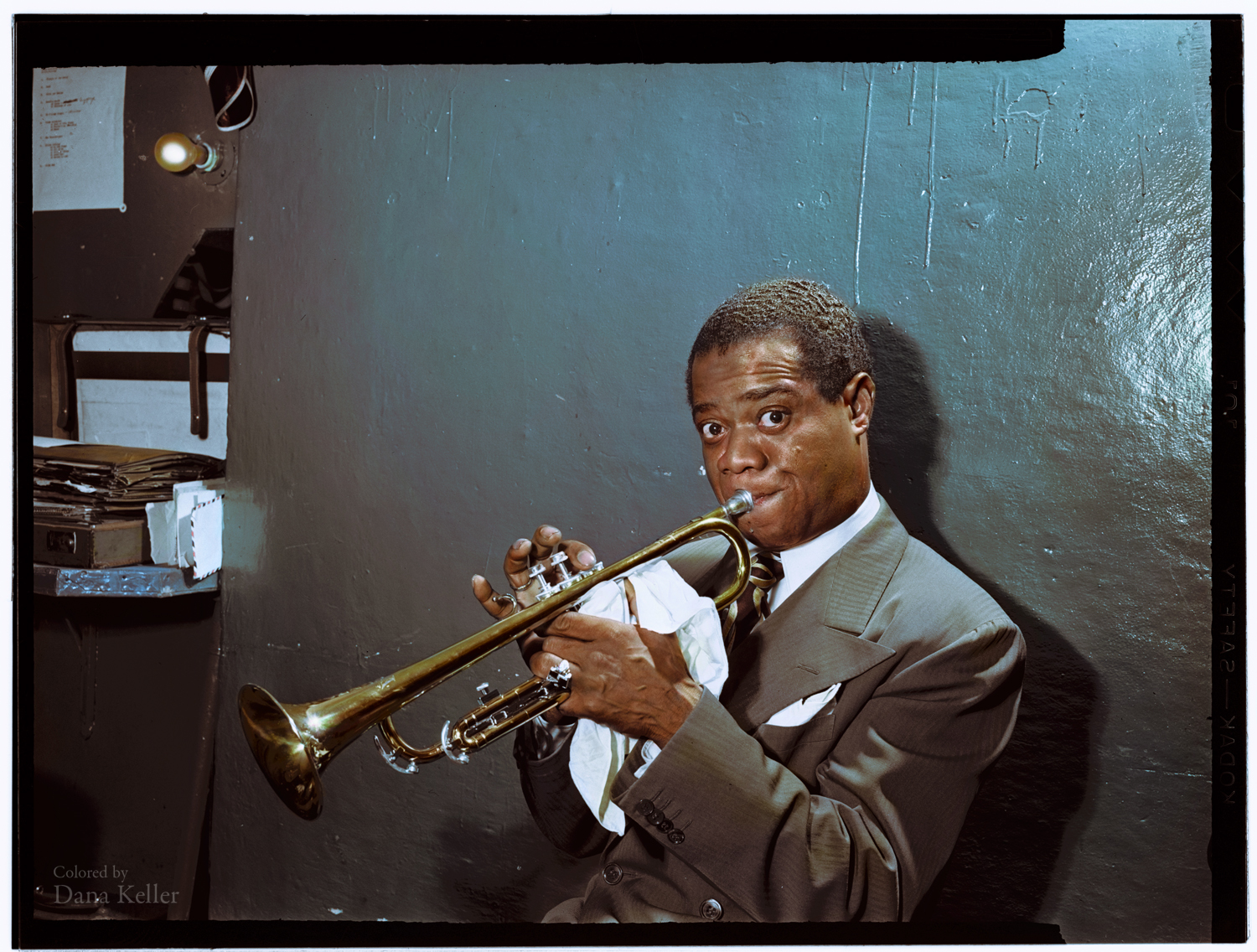 Louis Armstrong, 1946