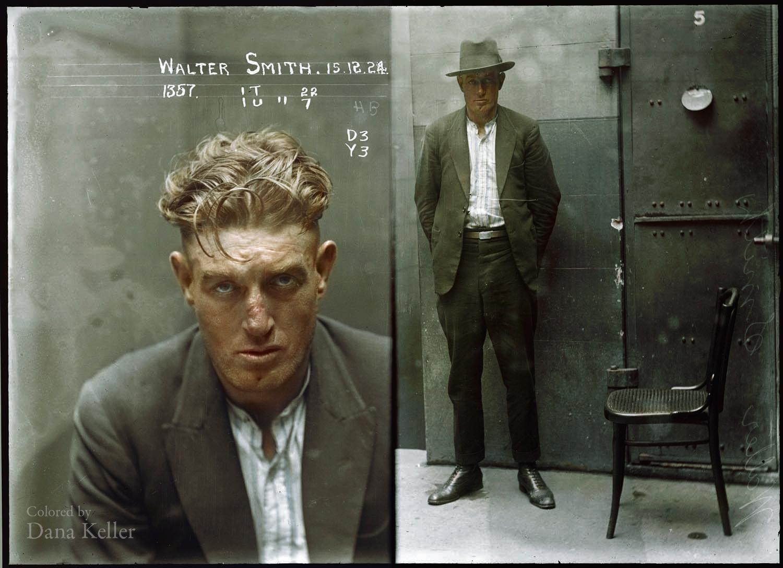 Walter Smith - December 1924