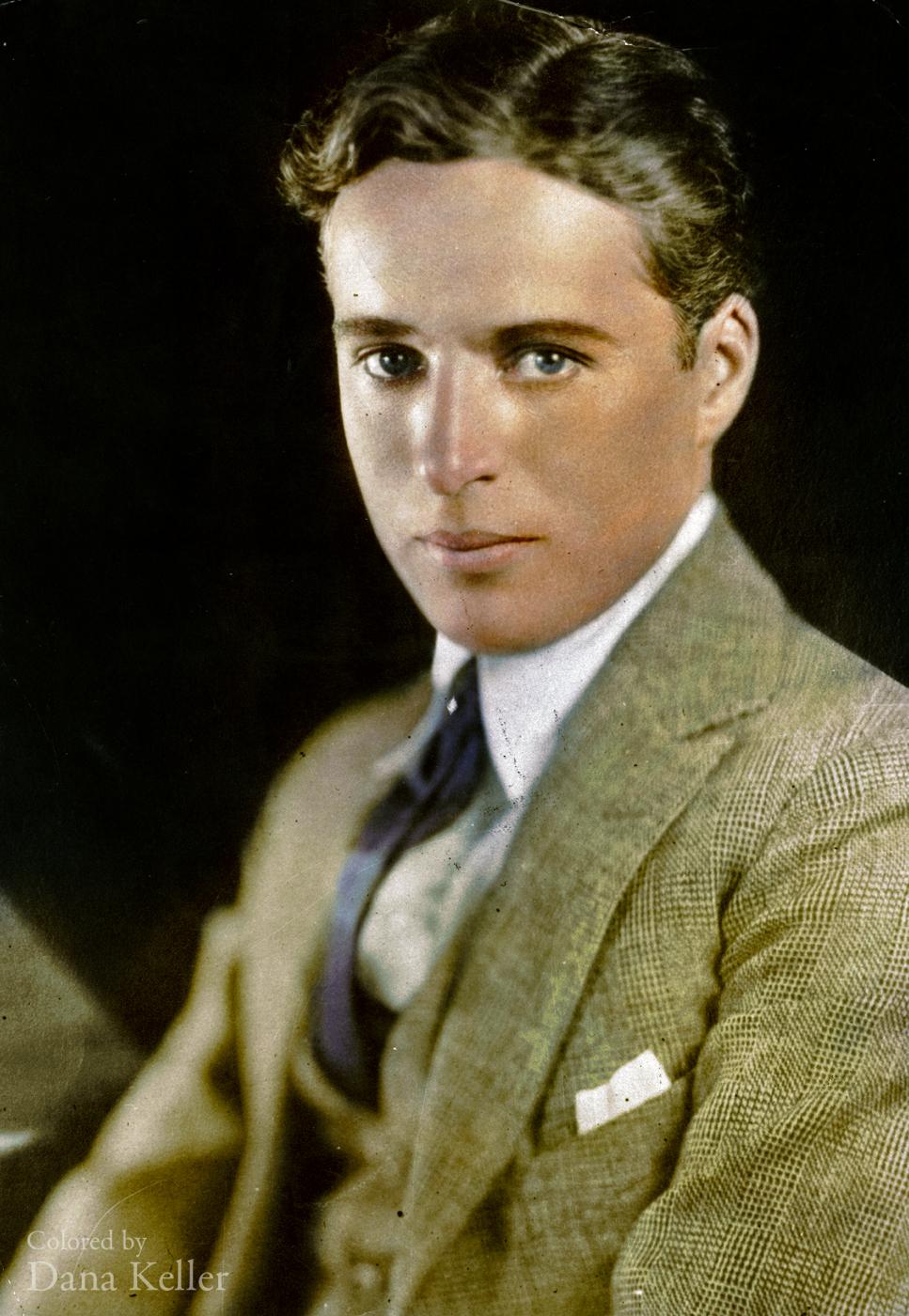Charlie Chaplin, ca. 1920