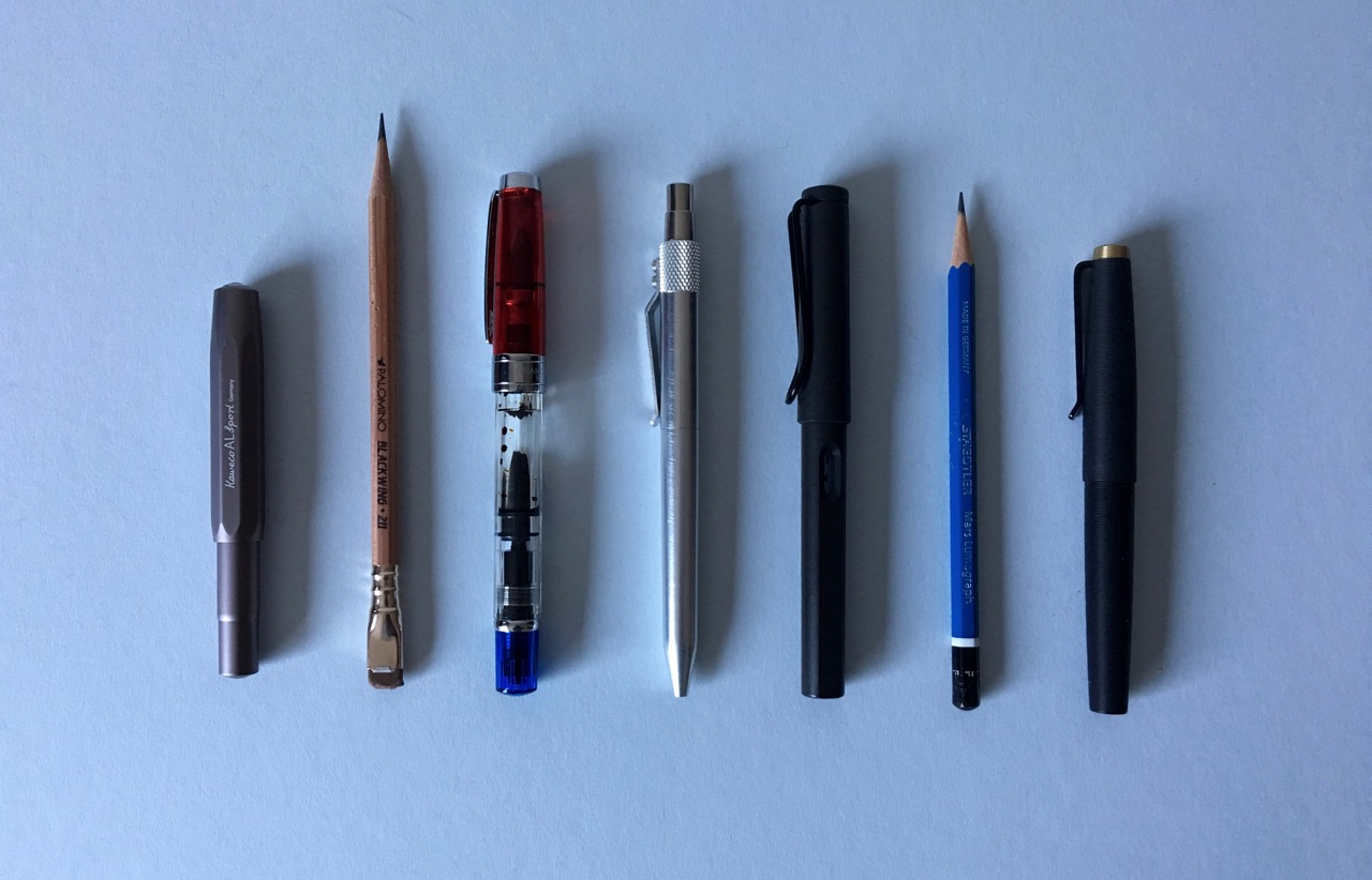 All the mini series writing tools