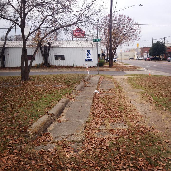 sidewalk layers