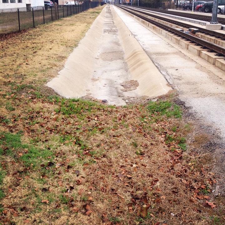 train drain