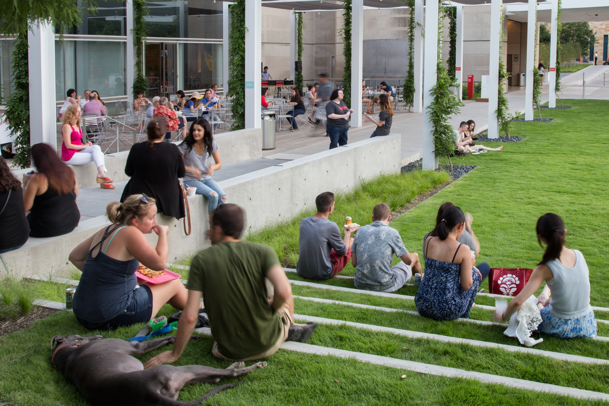 Dallas Museum of Art by Studio Outside