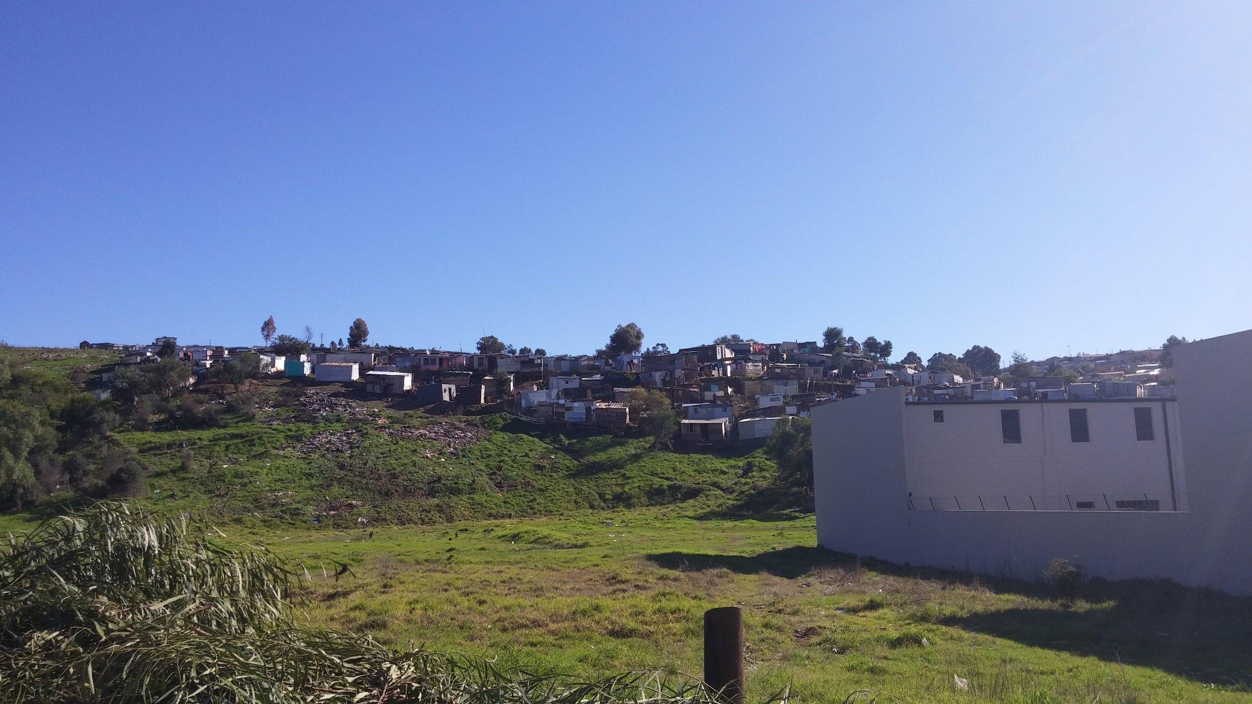 View of Enkanini