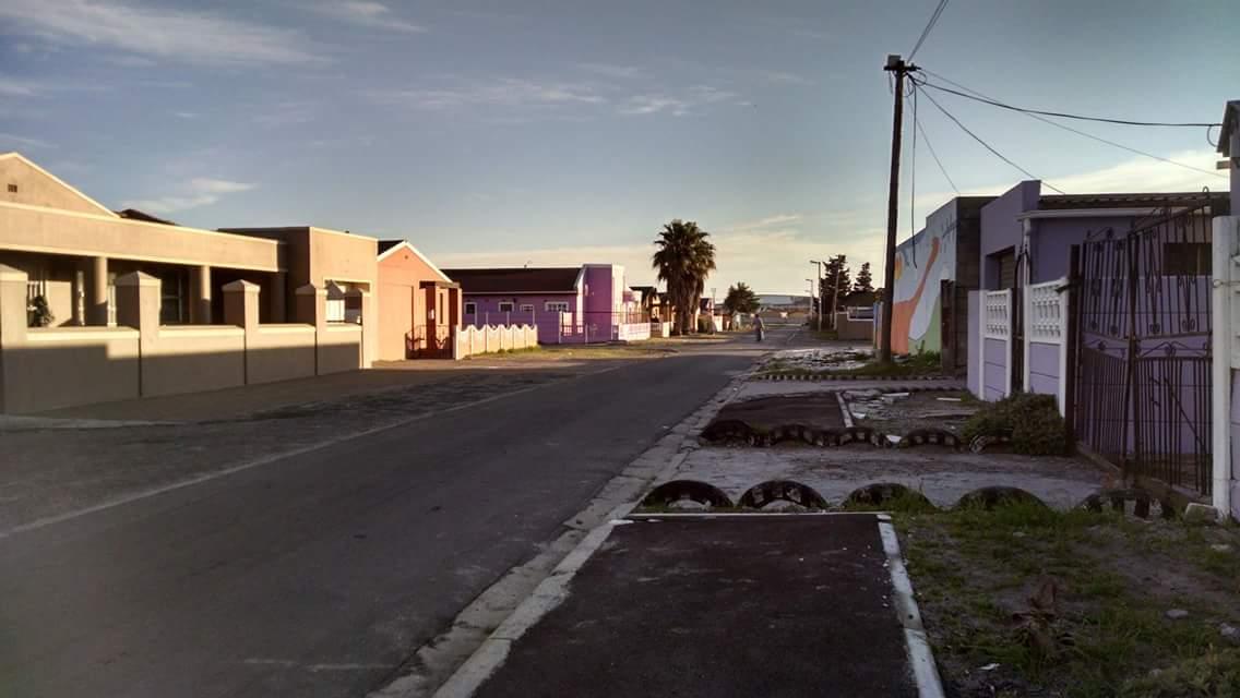 Streets of Langa