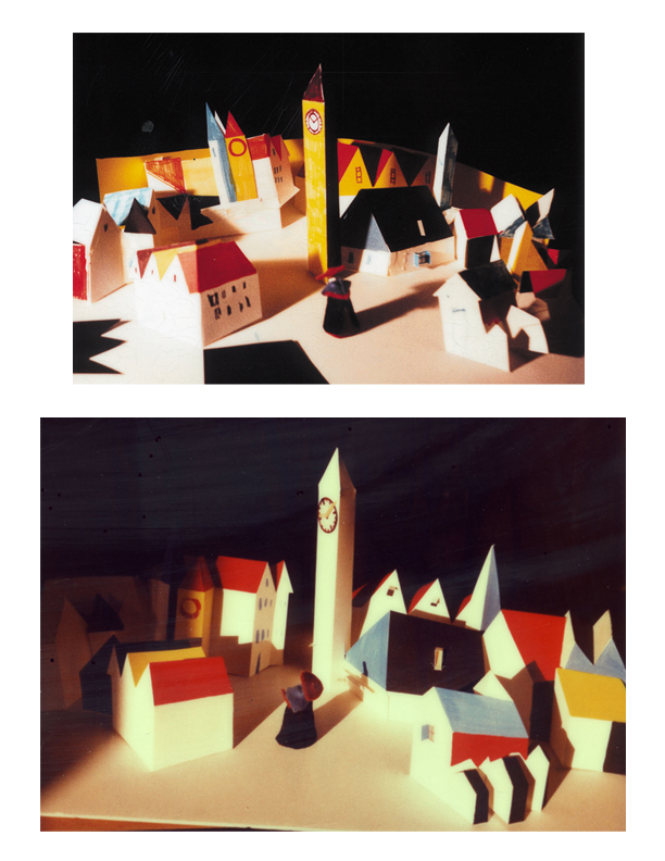 Paper Models for Pelican Penguin Shakespeare Covers
