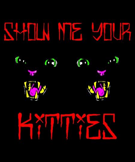 Show me your Kitties Tee