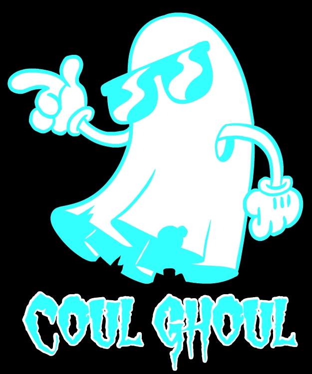 Coul Ghoul Tee