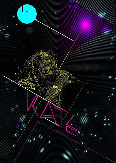 Kate Tempest – poster