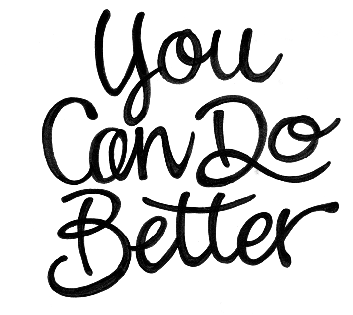you-can-do-better-scan