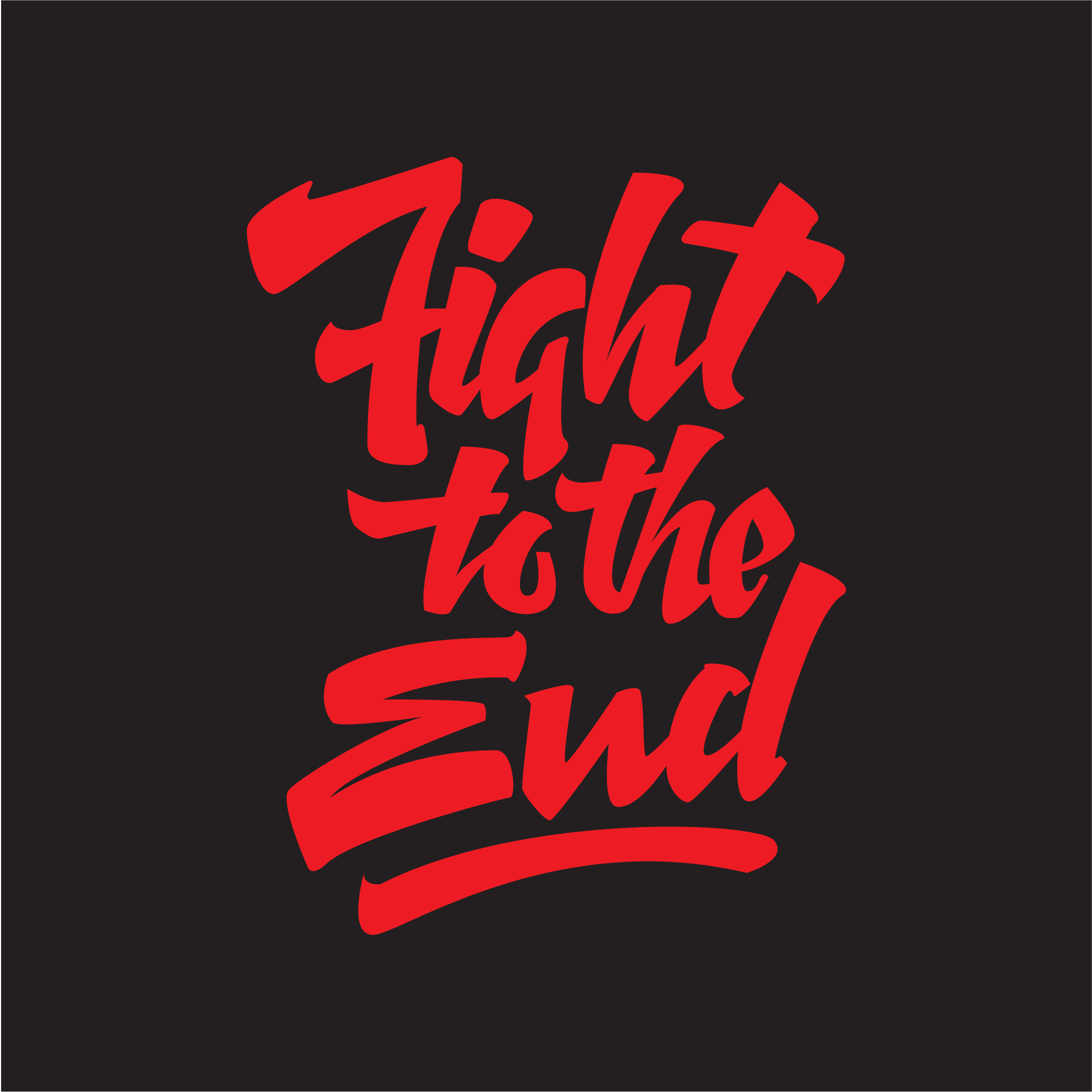 319 fight to the end