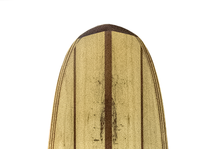 Plumajillo Redwood Board 9'4""