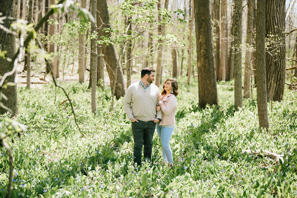 cuyahoga-valley-national-park-engagement-photography-bluebells-wildflowers-ledges-cleveland-wedding-photographers-1.jpg