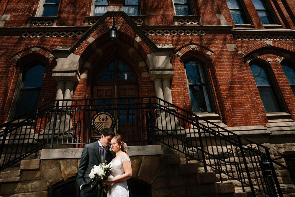 cleveland wedding at westside