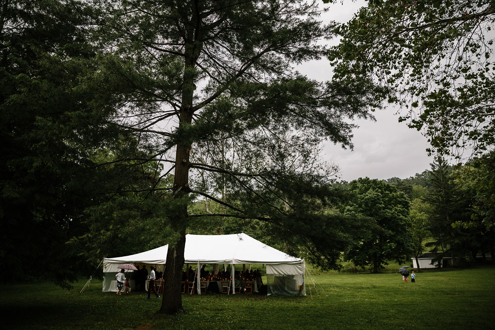 wedding reception at Hines Hill Conference Center in Beautiful Cuyahoga Valley National Park