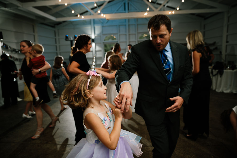 dancing at wedding reception at Hines Hill Conference Center in Beautiful Cuyahoga Valley National Park